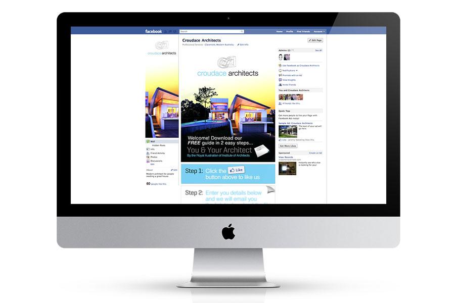Facebook graphics design