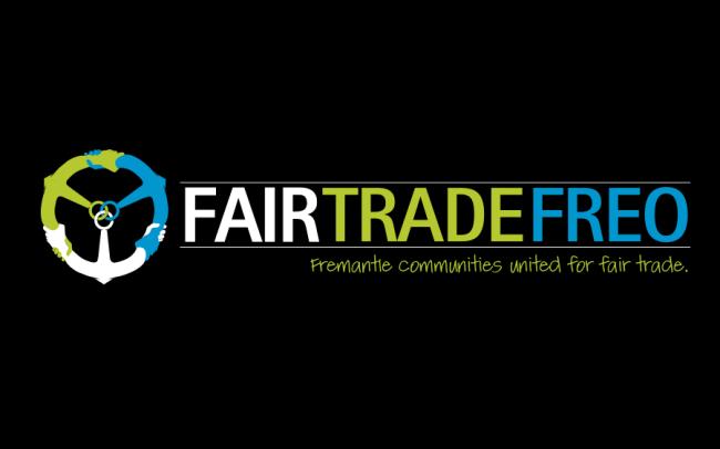 Fair Trade Freo Logo graphic designer