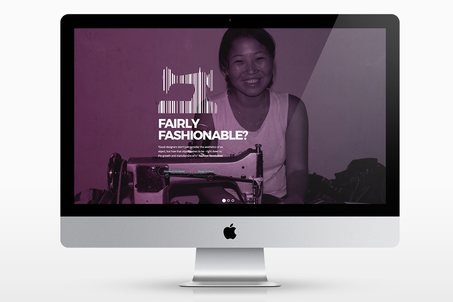Fairly Fashionable mobile friendly responsive website design Fremantle, Perth