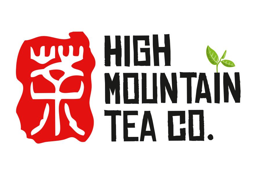 High Mountain Tea Branding Logo Design