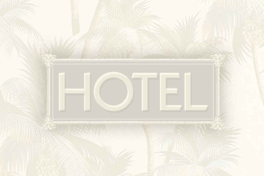 Hotel Womens Luxury Resort Wear Brand Identity logo design