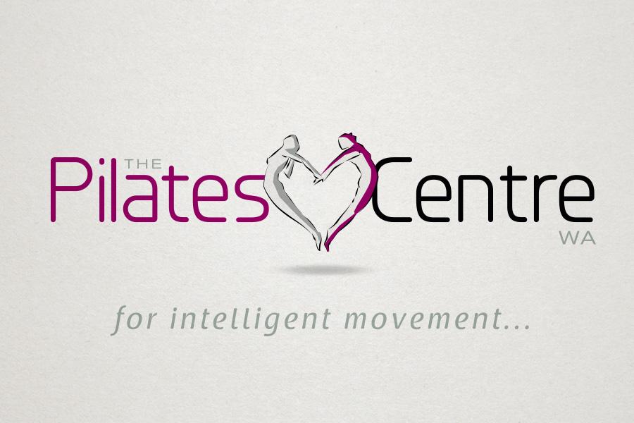 The Pilates Centre WA Logo Branding Graphic Design Fremantle
