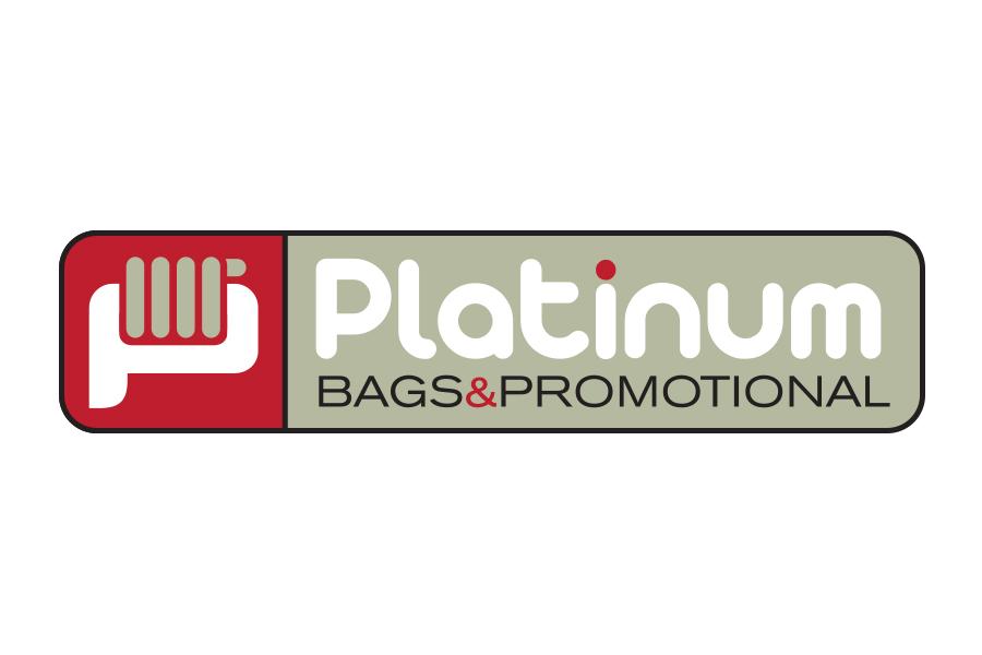 Platinum Bags Branding Logo Graphic Design Fremantle
