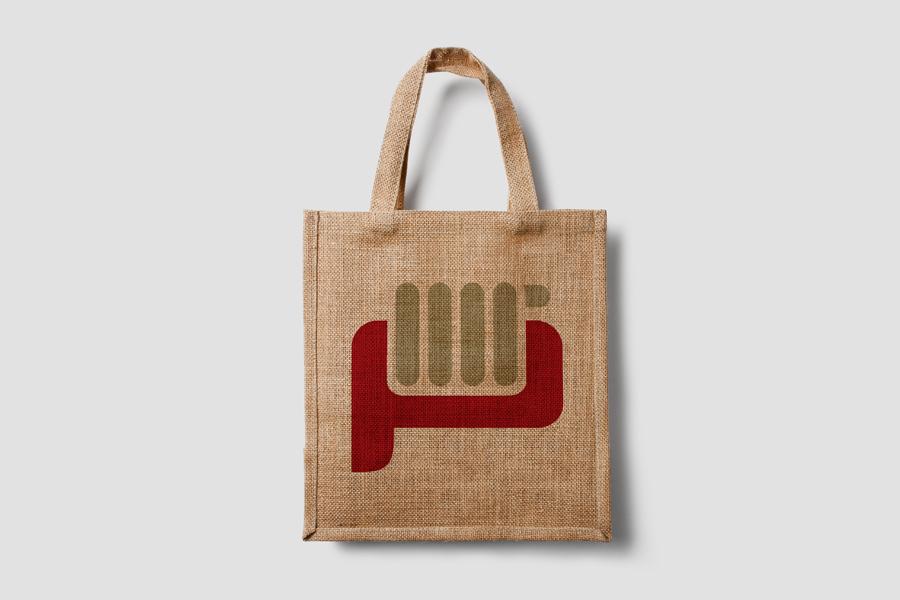 Platinum Bags Branding Eco Bag Graphic Design Fremantle