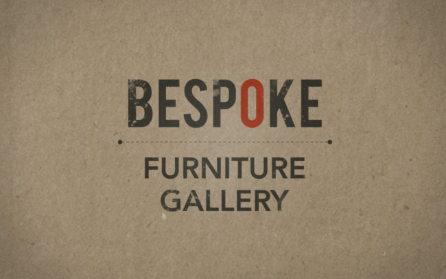 Bespoke Furniture Gallery Shop Store Logo Design