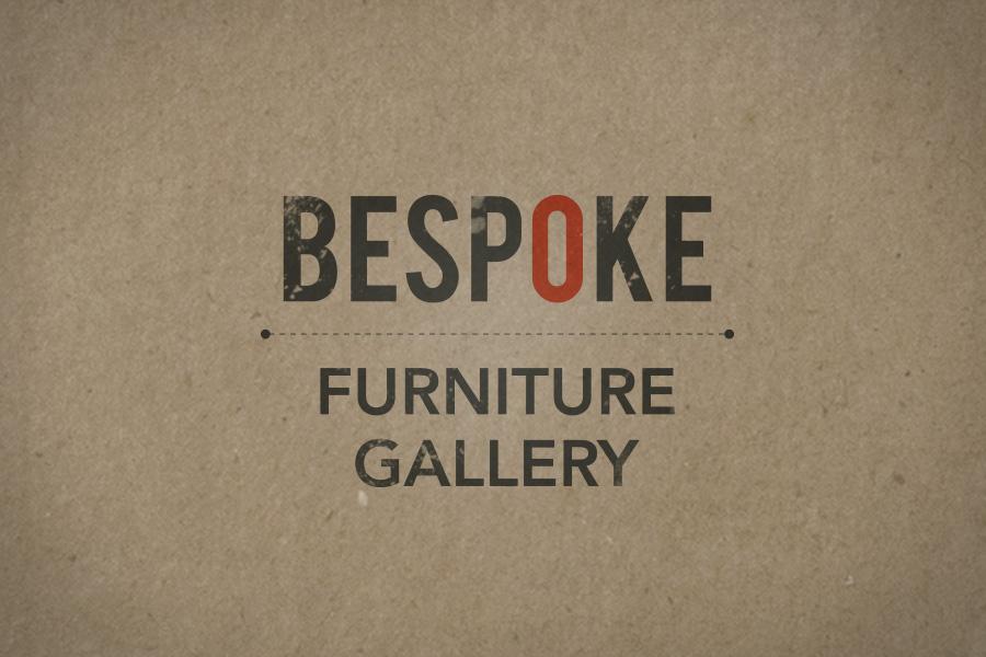 Bespoke Furniture Gallery Shop Store Logo Design
