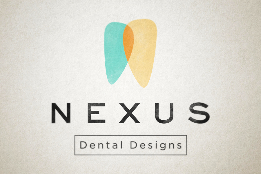 Nexus Dental Designs Logo Branding Graphic Design Perth