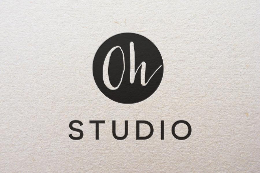 OH Studio Hand Drawn Branding Logo ZZDesign Illustration Services Fremantle Perth WA