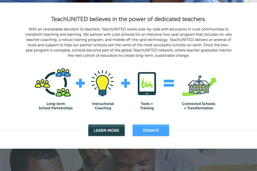 Teach United Inforgraphic Graphic Designer services Perth