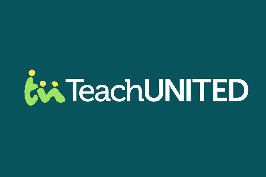 Teach-United-Not-for-profit-logo-graphic-design-services-fremantle-wa