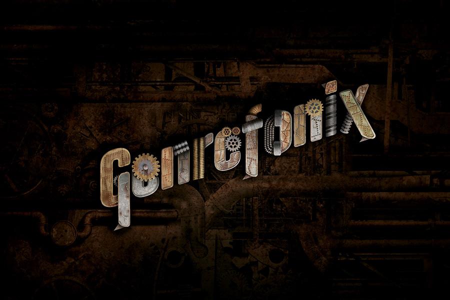Genrefonix Festival Band Gig Event Branding Graphic Design Fremantle Perth